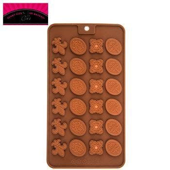 Baroque Silicone Candy Mold   Candy molds silicone, Candy