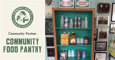 From Bookcase to Community Food Pantry | Community Forklift