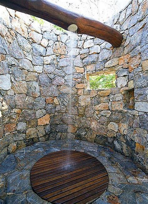 Outdoor Showers | The Owner-Builder Network