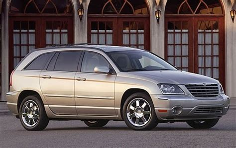 Used 2006 Chrysler Pacifica for sale - Pricing & Features