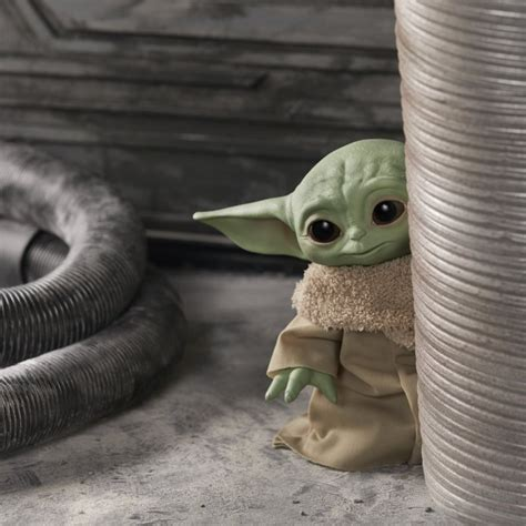 Hasbro Baby Yoda toys announced—shut up and take our