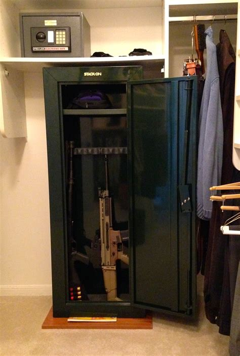 Self-Defense Tip: Make Sure the Right Gun Safe is in the
