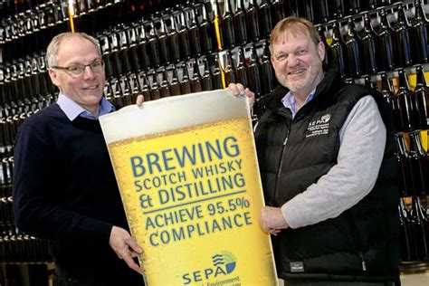 Scottish business environmental compliance over 90% for