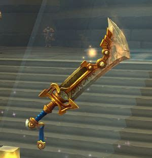 Ashbringer (artifact) - Wowpedia - Your wiki guide to the