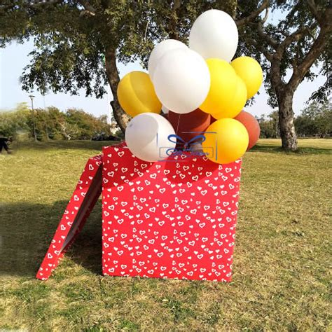 Send Surprise balloon box Online   Free Delivery   Gift Jaipur