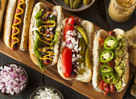 Best Hot Dogs and Sausages for Weight Loss