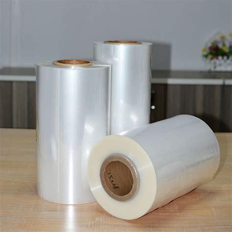 China Manufacturer Factory High Quality Pof Shrink