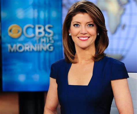 Norah O'Donnell Biography, Norah O'Donnell's Famous Quotes