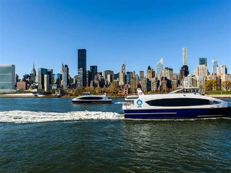 Bronx Ferry Route, Cutting Commute From Soundview To Wall