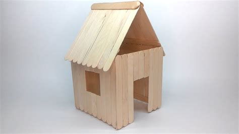 Popsicle Stick House Blueprints Free / 25 Diy Patterns And