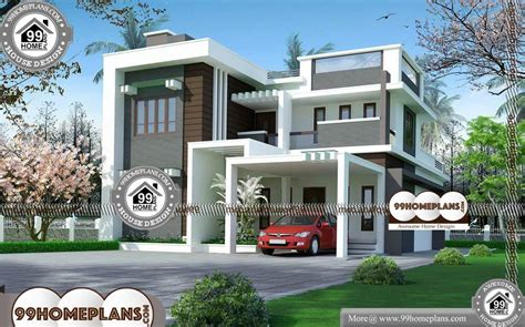 Low Budget House Plans in Kerala with Price 90+ Wide Lot