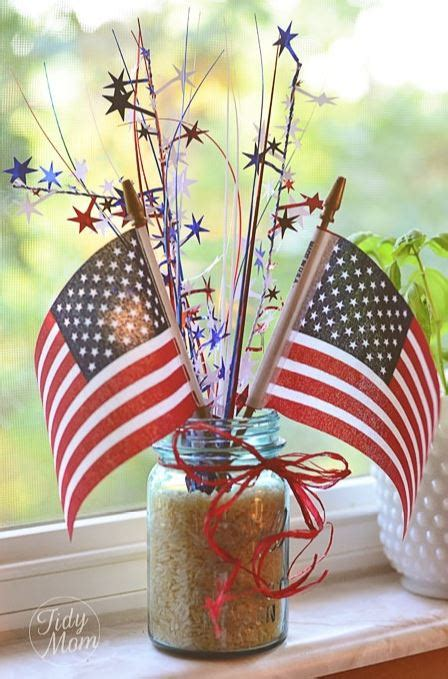 10 Easy DIY 4th Of July Decorations And Crafts You Need To