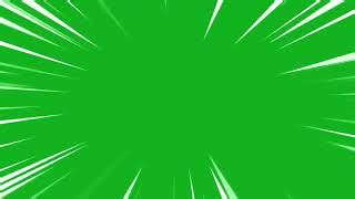 Download Anime Zoom Green Screen