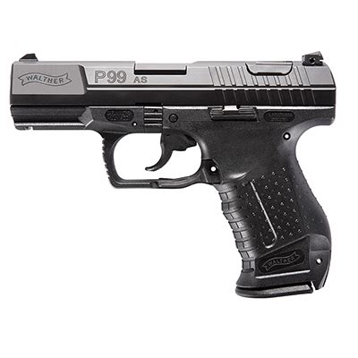 Walther P99 AS 9mm 10 round   SHIPS FREE! - EuroOptic