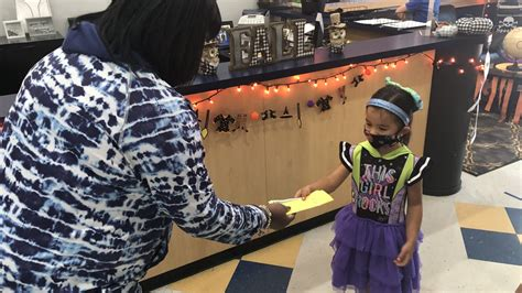 Students at Merryhill Elementary School raise over $800
