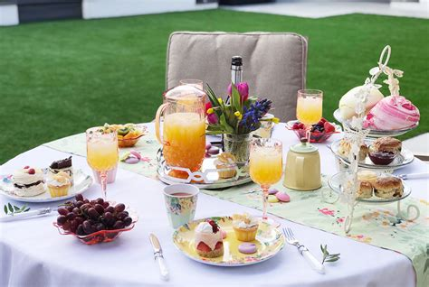How To Style A Garden Afternoon Tea Baby Shower - Laura