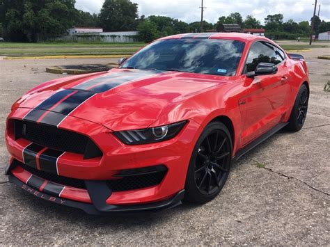 FS: 2017 GT350 Race Red with Black Stripes   2015+ S550