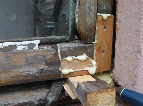 Guide for How To splice new timber in window repairs