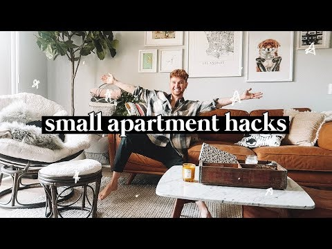 Apartment 32sqm, small, beautiful for single women - YouTube