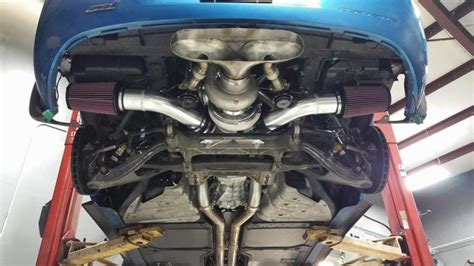 What's Happening With This Corvette ZR1 Turbo Setup