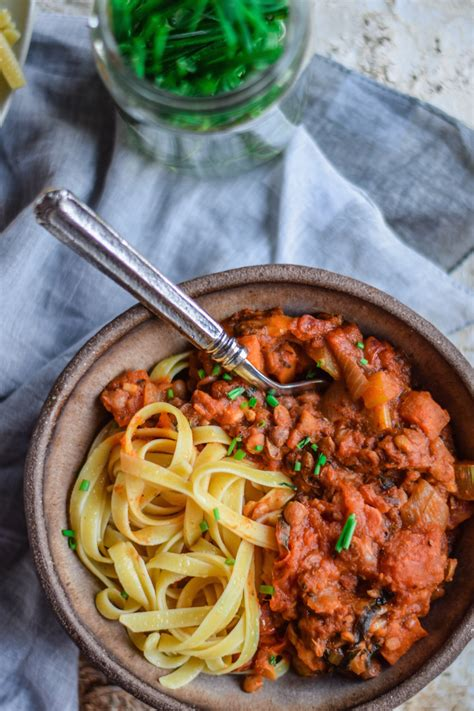 Protein Vegetable Pasta in 35 minutes and it is plant-based!