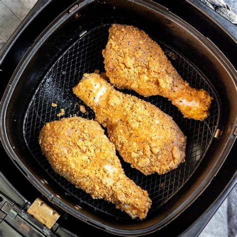 Keto Fried Chicken in the Air Fryer   Home